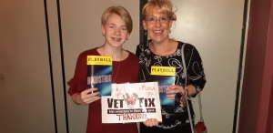 Sallie attended Bandstand on Mar 3rd 2020 via VetTix
