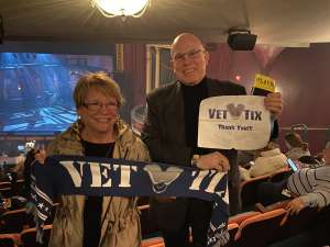 Dennis attended Bandstand on Mar 3rd 2020 via VetTix