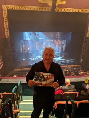 Pete attended Bandstand on Mar 3rd 2020 via VetTix