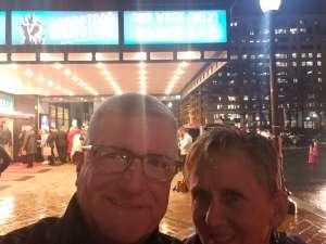 Steven attended Bandstand on Mar 3rd 2020 via VetTix