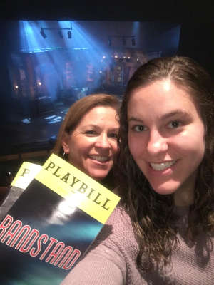 Tufts family attended Bandstand on Mar 3rd 2020 via VetTix
