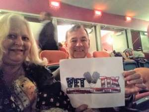 Tom & Sandee attended Bandstand on Mar 3rd 2020 via VetTix