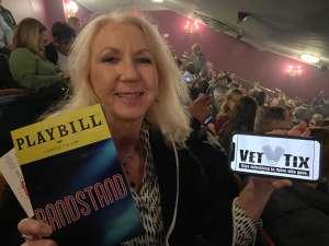 Kristin  attended Bandstand on Mar 3rd 2020 via VetTix