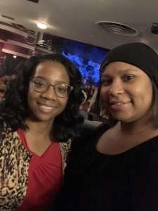 Sheri attended Bandstand on Mar 3rd 2020 via VetTix
