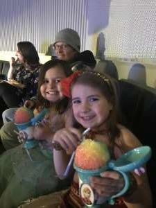 Katie attended Disney on Ice - Road Trip Adventures on Mar 12th 2020 via VetTix