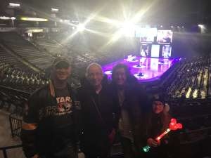 Troy Hill attended Disney on Ice - Road Trip Adventures on Mar 12th 2020 via VetTix