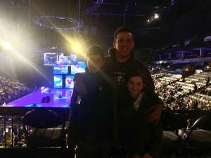Erich  attended Disney on Ice - Road Trip Adventures on Mar 12th 2020 via VetTix