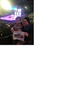 Jim Mordal attended Disney on Ice - Road Trip Adventures on Mar 12th 2020 via VetTix