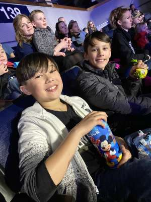 Scott Accurso  attended Disney on Ice - Road Trip Adventures on Mar 12th 2020 via VetTix