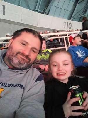 brian attended Charlotte Checkers vs. Utica Comets- AHL on Mar 7th 2020 via VetTix