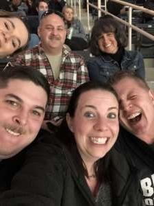 akd attended Charlotte Checkers vs. Utica Comets- AHL on Mar 7th 2020 via VetTix