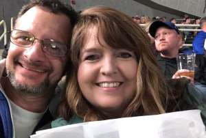 Mark A. attended Charlotte Checkers vs. Utica Comets- AHL on Mar 7th 2020 via VetTix