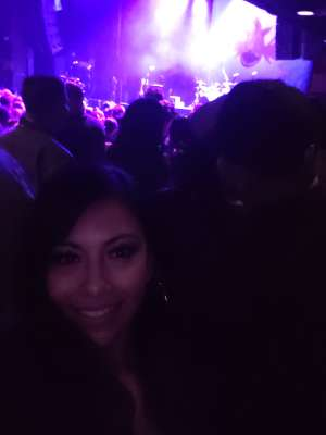 Dani attended Badfish: a Tribute to Sublime - Beyond the Sun Tour on Feb 28th 2020 via VetTix