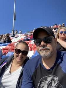 Edmundo attended Pennzoil 400 - KB100 Kurt Busch Fan Appreciation Tickets - NASCAR Cup Series on Feb 23rd 2020 via VetTix