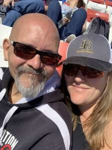Tim attended Pennzoil 400 - KB100 Kurt Busch Fan Appreciation Tickets - NASCAR Cup Series on Feb 23rd 2020 via VetTix
