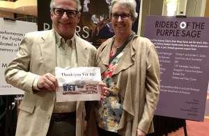 Dennis attended Riders of the Purple Sage on Feb 28th 2020 via VetTix