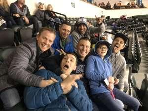 Brian attended Texas Stars vs Rockford Icehogs - AHL on Feb 26th 2020 via VetTix