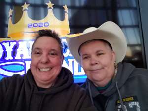 Terry attended WCRA Royal City Roundup Presented by PBR on Feb 28th 2020 via VetTix
