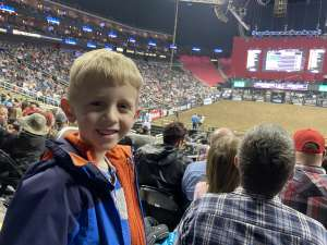 KAC12 attended WCRA Royal City Roundup Presented by PBR on Feb 28th 2020 via VetTix