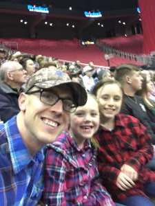 Wilson attended WCRA Royal City Roundup Presented by PBR on Feb 28th 2020 via VetTix