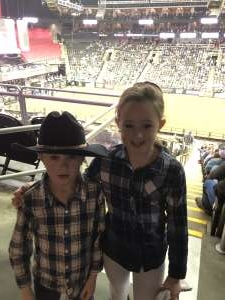 Scott attended WCRA Royal City Roundup Presented by PBR on Feb 28th 2020 via VetTix