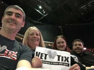 Brian attended WCRA Royal City Roundup Presented by PBR on Feb 28th 2020 via VetTix