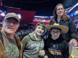 Kurt R attended WCRA Royal City Roundup Presented by PBR on Feb 28th 2020 via VetTix