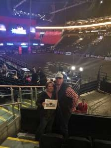 Ronnie H. Hicks attended WCRA Royal City Roundup Presented by PBR on Feb 28th 2020 via VetTix
