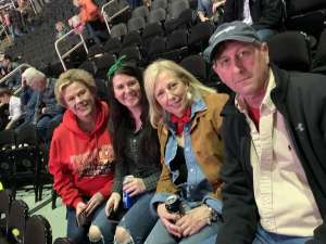 Fette Family attended WCRA Royal City Roundup Presented by PBR on Feb 28th 2020 via VetTix