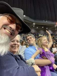 Patrick Dye attended WCRA Royal City Roundup Presented by PBR on Feb 28th 2020 via VetTix