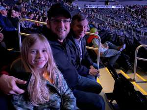 Mike attended WCRA Royal City Roundup Presented by PBR on Feb 28th 2020 via VetTix