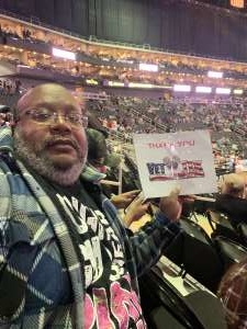Marlon Foster attended WCRA Royal City Roundup Presented by PBR on Feb 28th 2020 via VetTix