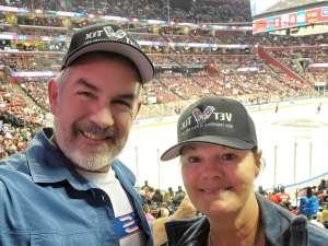 Chris attended Florida Panthers vs. Calgary Flames - NHL on Mar 1st 2020 via VetTix