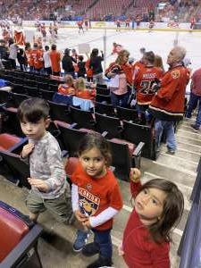 Mike attended Florida Panthers vs. Calgary Flames - NHL on Mar 1st 2020 via VetTix