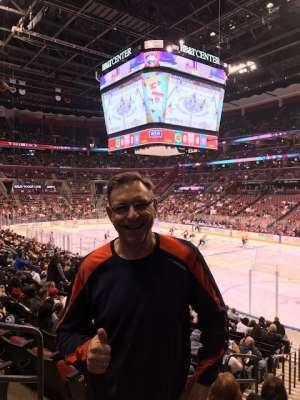 Randy Hummel attended Florida Panthers vs. Calgary Flames - NHL on Mar 1st 2020 via VetTix
