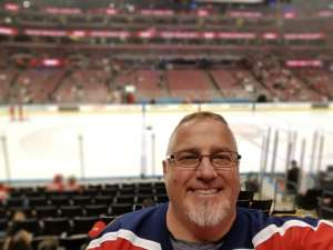 Eric attended Florida Panthers vs. Calgary Flames - NHL on Mar 1st 2020 via VetTix
