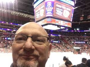 Darrell attended Florida Panthers vs. Calgary Flames - NHL on Mar 1st 2020 via VetTix