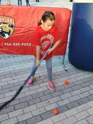 Juan T attended Florida Panthers vs. Calgary Flames - NHL on Mar 1st 2020 via VetTix
