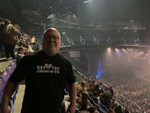 John attended The Lumineers - III the World Tour on Feb 26th 2020 via VetTix
