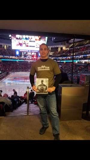 Big Al attended New Jersey Devils vs. St. Louis Blues - NHL on Mar 6th 2020 via VetTix