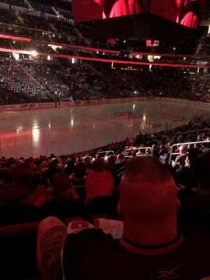 Frank attended New Jersey Devils vs. St. Louis Blues - NHL on Mar 6th 2020 via VetTix