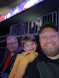 Ed attended New Jersey Devils vs. St. Louis Blues - NHL on Mar 6th 2020 via VetTix