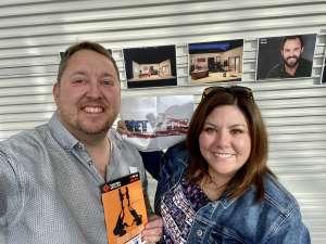 Lisa and Eric attended Oleanna on Feb 23rd 2020 via VetTix