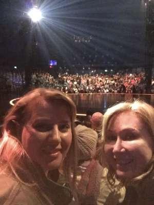 Pamela attended Cirque Du Soleil: Volta on Feb 25th 2020 via VetTix