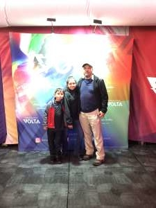Luis attended Cirque Du Soleil: Volta on Feb 25th 2020 via VetTix