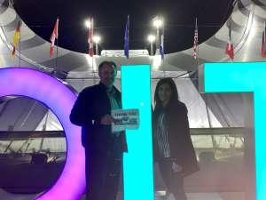 Clint attended Cirque Du Soleil: Volta on Feb 25th 2020 via VetTix