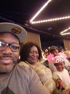 Paul attended Sesame Street Live! Let's Party! on Feb 23rd 2020 via VetTix