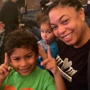 Mariel attended Sesame Street Live! Let's Party! on Feb 23rd 2020 via VetTix