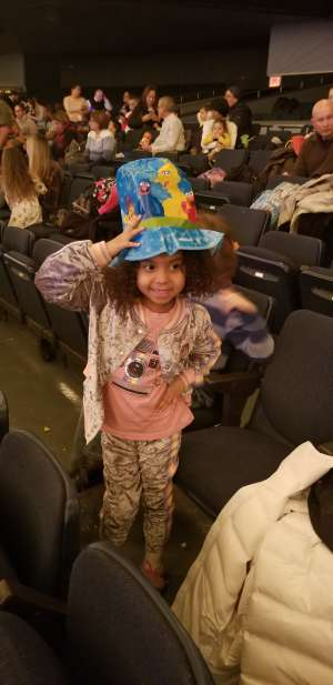 Stacey Gaddis attended Sesame Street Live! Let's Party! on Feb 23rd 2020 via VetTix
