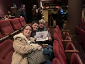 Robert attended Ain't Too Proud - The Life and Times of The Temptations on Feb 26th 2020 via VetTix